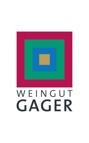 Gager-Blaufränkisch - Gager, 2006 - 0,75 l